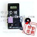 中西dyp 紫外线强度计/ 紫外辐照计(双通道) 型号:BB13-UV-A库号:M323488