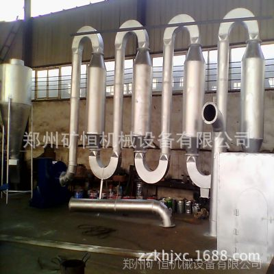 供应气流式烘干机 脉冲式气流烘干机 秸秆锯末气流烘干机