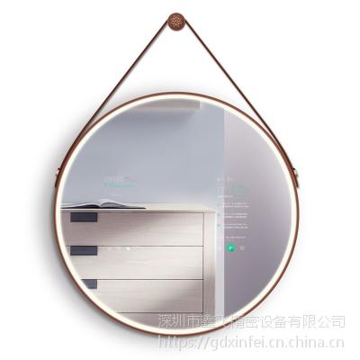 鑫飞 XF-GG15MM 15.6寸高清触摸液晶显示器壁挂镜面广告机显示屏一体机智慧魔镜