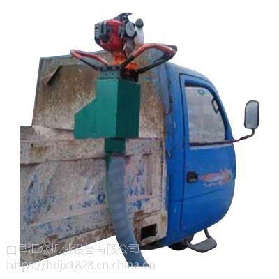 软管吸粮机价格低 矿粉输送机
