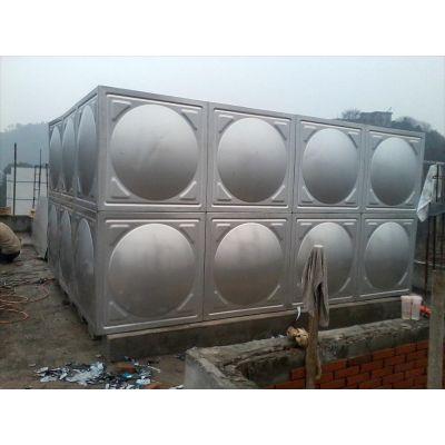 玻璃钢水箱厂家供应 箱泵一体化水箱 不锈钢水箱