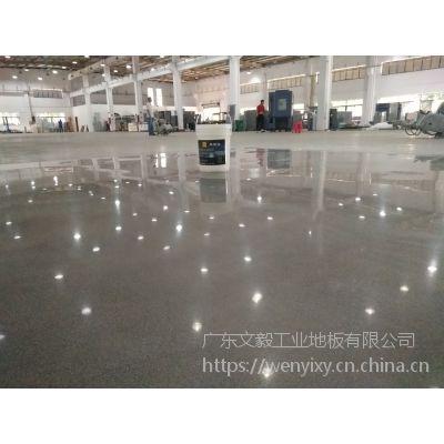 惠东县金刚砂耐磨地坪、金刚砂起灰处理、白花镇固化剂施工