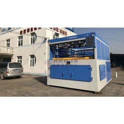 临沂汽车后备箱尾冀垫吸塑机 生产厚片吸塑机设备