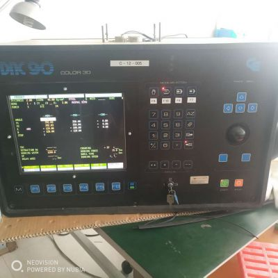 CYBELEC数控系统DNC90维修