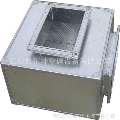 加工消声静压箱 消声器 空调用静压箱 通风用静压箱