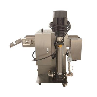 力泰锻造氧化皮清洗机 定制机器人上下料接料装置