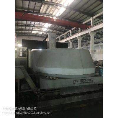 台湾高明4米龙门加工中心KMC-4000SV-H