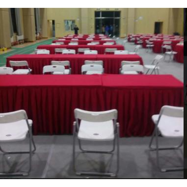北京桌椅租用_折叠凳租赁_大圆桌租赁