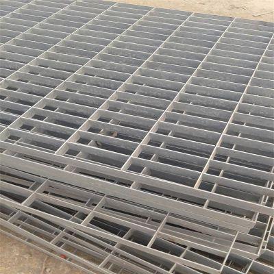 镀锌沟盖板 工厂格栅盖板 平台格栅板