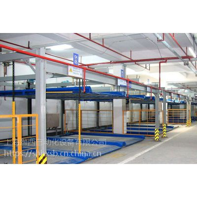机械立体车库设备好回收三层停车设备收购昆明