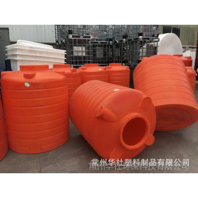 常州吨纺织厂盐水桶10吨塑料水塔厂家