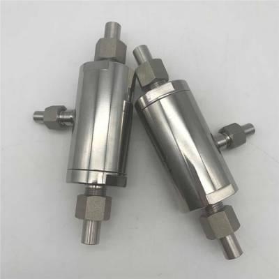 GLQ-4高压取样过滤器 新乡正安厂家生产