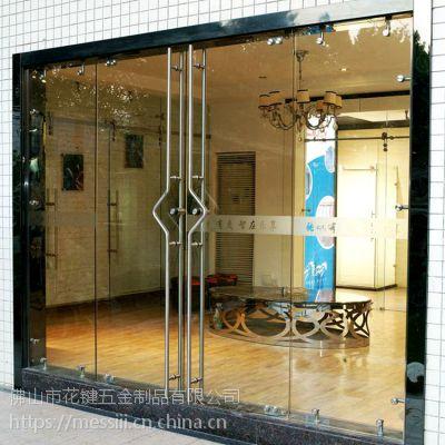 国际品牌美国标准材质304#不锈钢玻璃移门拉手锁厂家直销01D