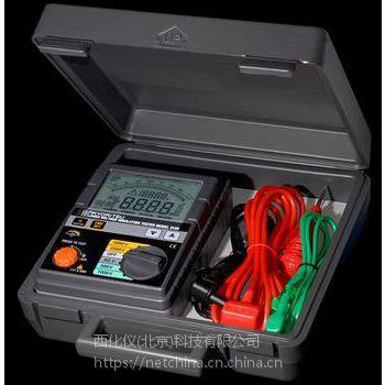 中西DYP 共立/高压绝缘电阻测试仪 型号:KF03-3125A库号:M365748