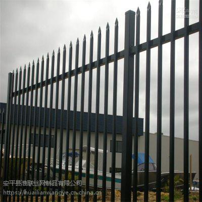 学校铁艺防护栏 工厂围墙护栏特价 庭院栏铁艺护栏