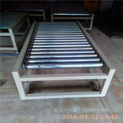 厂家定制滚筒生产输送线不锈钢防腐 昆山