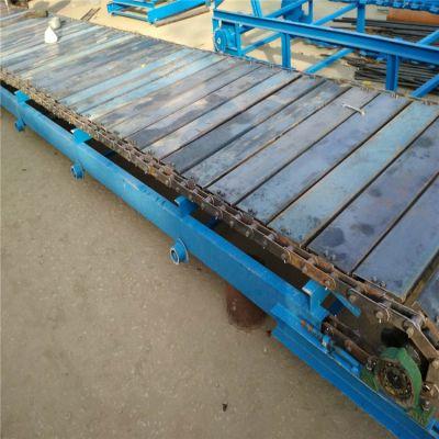 深圳链板输送机定制 倾斜式链板输送机生产规格加工厂家