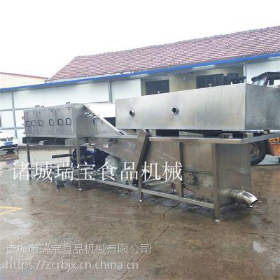 瑞宝XJ-6000型小黄姜清洗机 连续式新品洗姜机