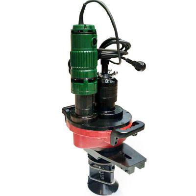 东硕机械内涨式坡口机 自动进刀管道坡口机