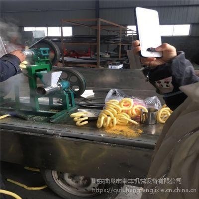 合肥热销混合式杂粮膨化机 四缸汽油发动机带动 大枣弹簧麻花机