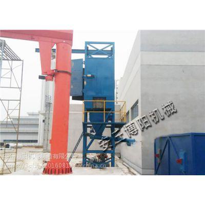 博阳吨袋拆包机 草酸破包机 TCD1000设备厂家