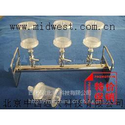 中西DYP 薄膜过滤器(2联不带泵) 型号: SJN-SHG-2库号:M293770