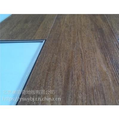 pvc锁扣地板价格 pvc石塑地板厂家 奥丽奇品牌