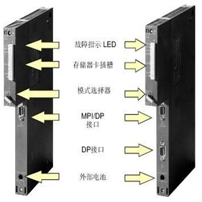 西门子数字量DI/DO模块SM323