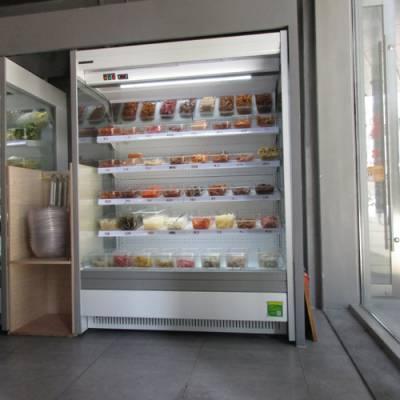 无锡蔬菜保鲜展示柜要多少钱一米