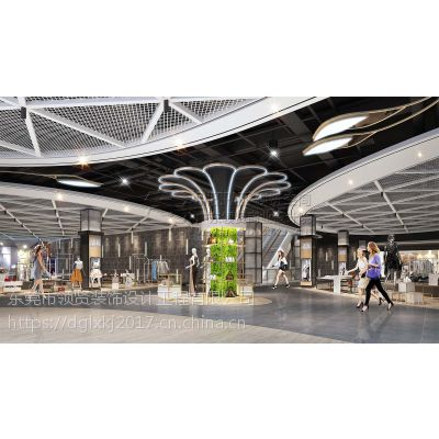 购物中心设计的商业规划是如何布局的?