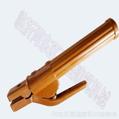 批发万德纯铜特加重不烫手电焊钳800-3000焊把钳焊接钳 电焊工具