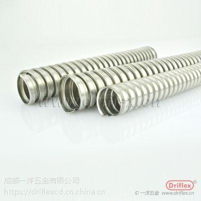 成都单勾不锈钢软管 单勾不锈钢电缆金属软管