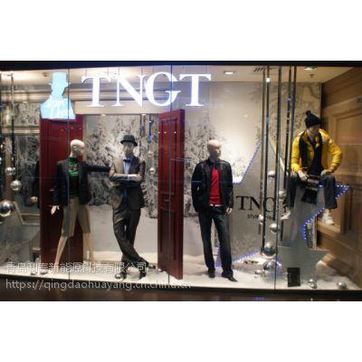 深圳模特道具厂家,L7服装展示道具