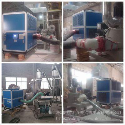 膜成形冷却专用冷气机 薄膜冷却机 (吹膜冷风机)纾利BLM-24AF