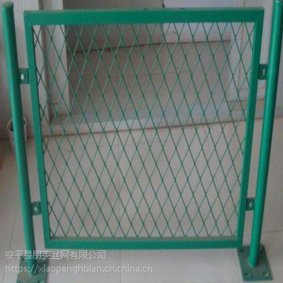 朋英 生产供应 钢板网护栏 防眩网 钢板护栏网 浸塑