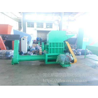 一机双线大型生产线必备塑料粉碎机
