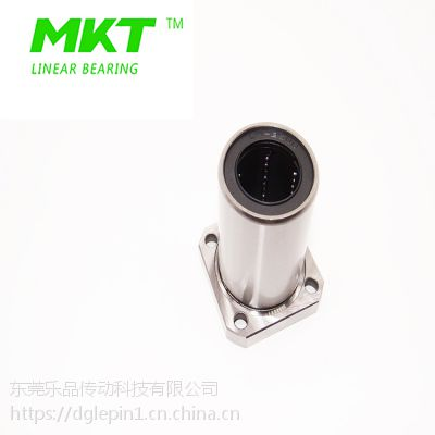 原厂 MKT 标准型 方法兰轴承 LMK13UU 直线运动轴承 尺寸13*23*32