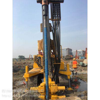 北京基础建设工程锚索旋喷加固顶驱钻机