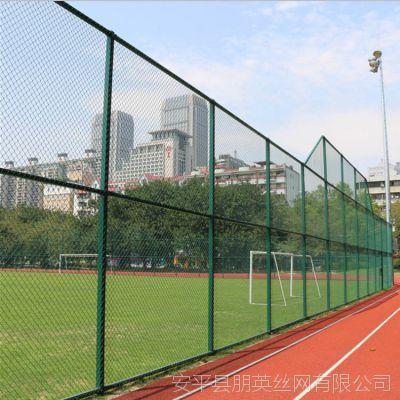 河北厂家供应 体育围栏栅 低碳钢丝运动场所防护网
