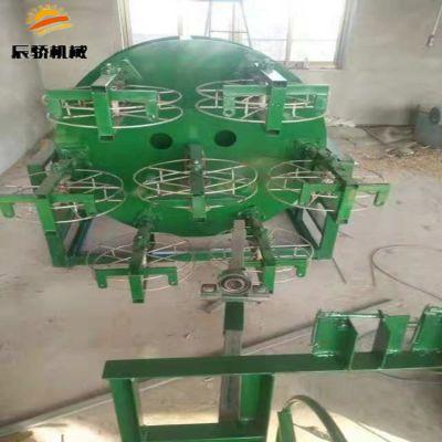 辰骄机械供应废旧钢绞线分股机 多股钢绞线分线机 实体工厂