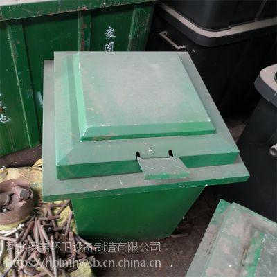 厂家定制内胆式地埋垃圾箱