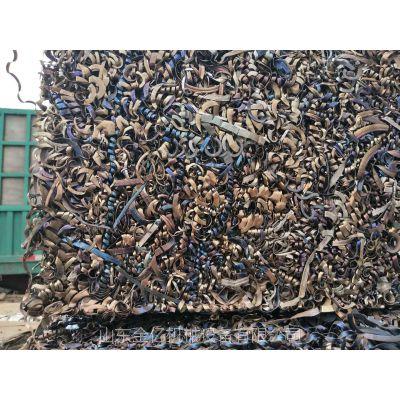 新型液压金属压块机-自动金属刨花六角压块机械设备-山东金亿机械