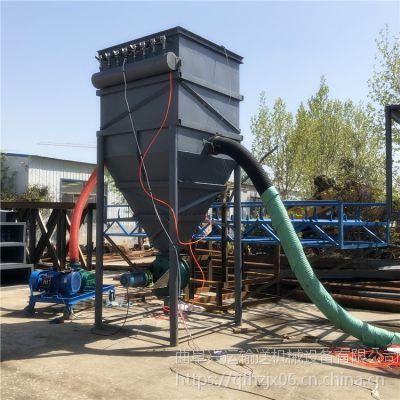 黄豆用气力吸粮机 兴运粉煤灰气力输送机