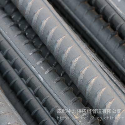 陕西省宝鸡市优质螺纹钢四级抗震螺纹钢盘螺