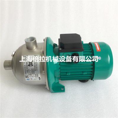 现货德国威乐水泵MHI405集热循环泵 不锈钢冷热水循环增压泵