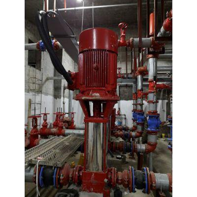 消防泵消防水泵XBD8.8/40-L喷淋泵厂家,消防增压水泵XBD8.6/40-L室内消火栓泵