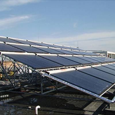 运城太阳能热水工程-山西大尚新能源-小区太阳能热水工程