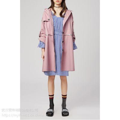 服装货源选择有哪些【现货】梦特娇女式风衣