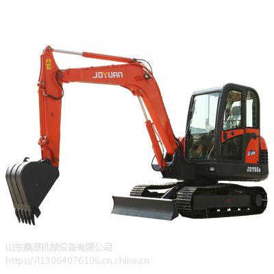 供应滨州小型挖掘机新款