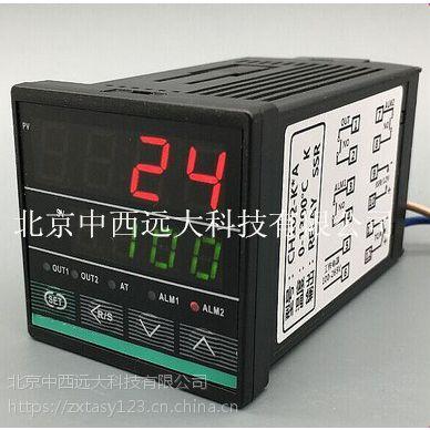 温度控制器配传感器 继电器输出 中西器材 型号:M380224库号:M380224
